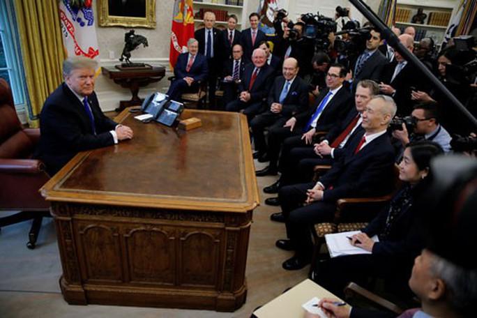 Thỏa thuận thương mại Mỹ - Trung sắp về đích? - Ảnh 1.