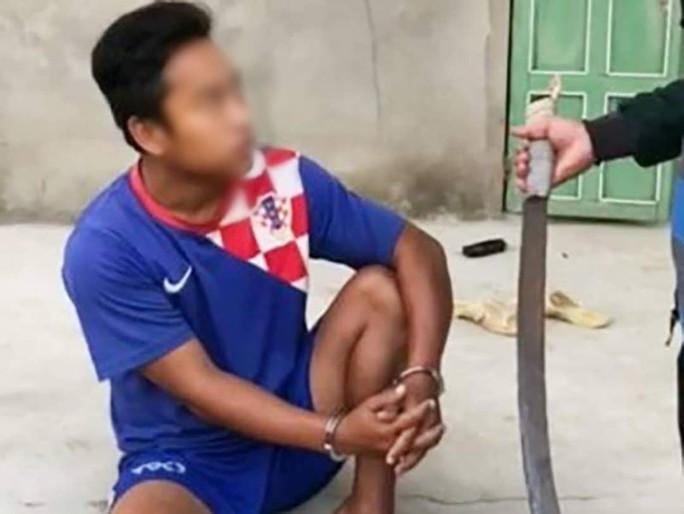 Diễn biến mới vụ bác sĩ Chiêm Quốc Thái bị chém trên phố đi bộ - Ảnh 1.