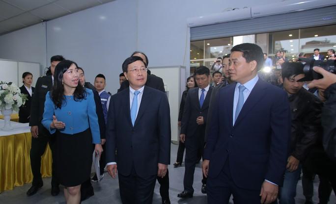 Trung tâm báo chí quốc tế hội nghị thượng đỉnh Mỹ-Triều hoạt động 24/24 giờ - Ảnh 14.