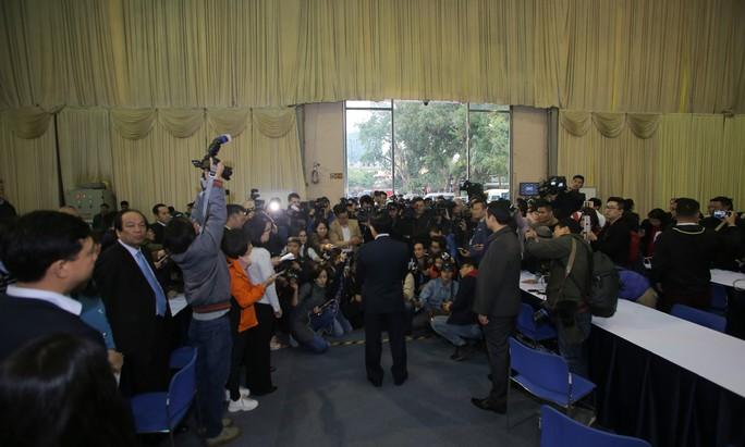 Trung tâm báo chí quốc tế hội nghị thượng đỉnh Mỹ-Triều hoạt động 24/24 giờ - Ảnh 15.