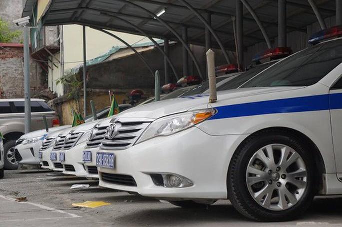 Ngắm dàn xe hiện đại tham gia dẫn đoàn Hội nghị thượng đỉnh Mỹ-Triều - Ảnh 1.