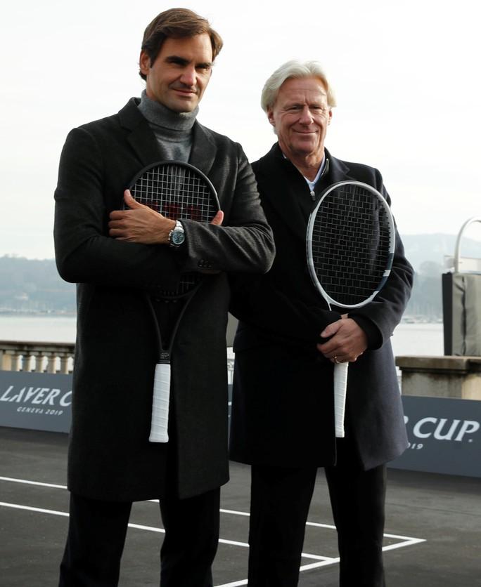 Federer chạm mặt nhiều đối thủ mạnh ở giải Dubai Open 2019 - Ảnh 1.