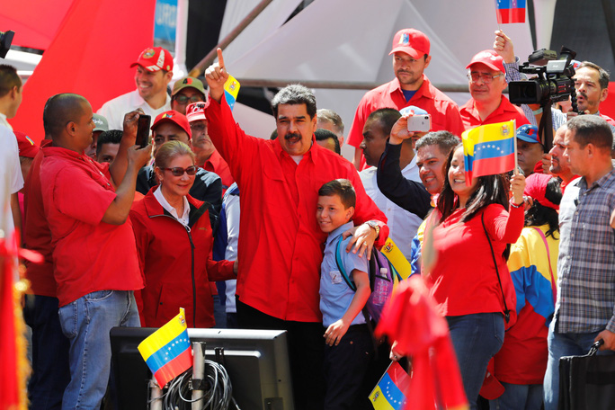 Ông Maduro cắt đứt quan hệ ngoại giao với Colombia - Ảnh 1.