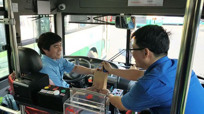 CÔNG TY CP XE KHÁCH SÀI GÒN: Xây dựng hình ảnh xe buýt thân thiện, an toàn - Ảnh 1.