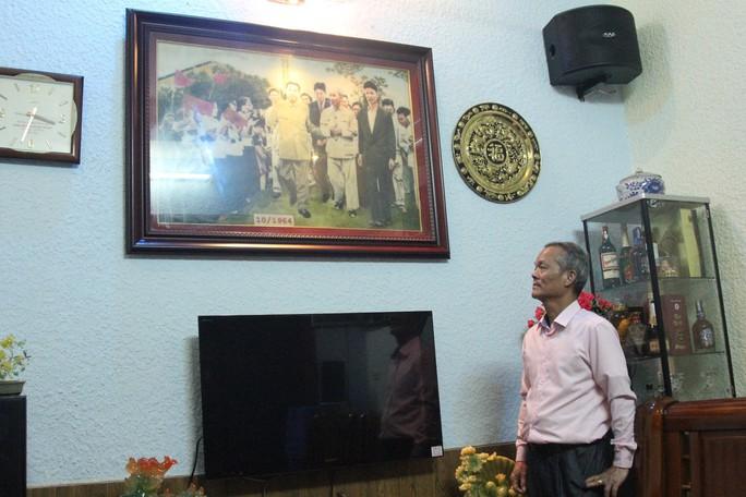 Câu chuyện đằng sau bức ảnh chụp Bác Hồ và Chủ tịch Kim Nhật Thành - Ảnh 5.