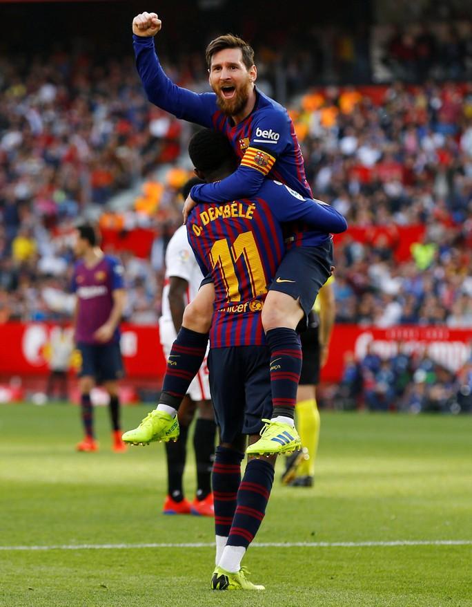 Tứ kết Champions League: Man United chạm trán Barca, Tottenham gặp Man City - Ảnh 8.