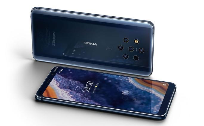 Nokia 9 Pureview - smartphone 5 camera đầu tiên trên thế giới - Ảnh 1.