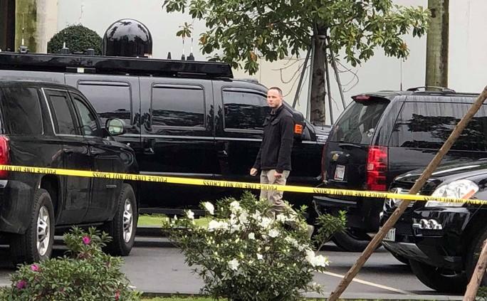 Mật vụ Mỹ dẫn chó nghiệp vụ lùng sục quanh khách sạn JW Marriott - Ảnh 5.