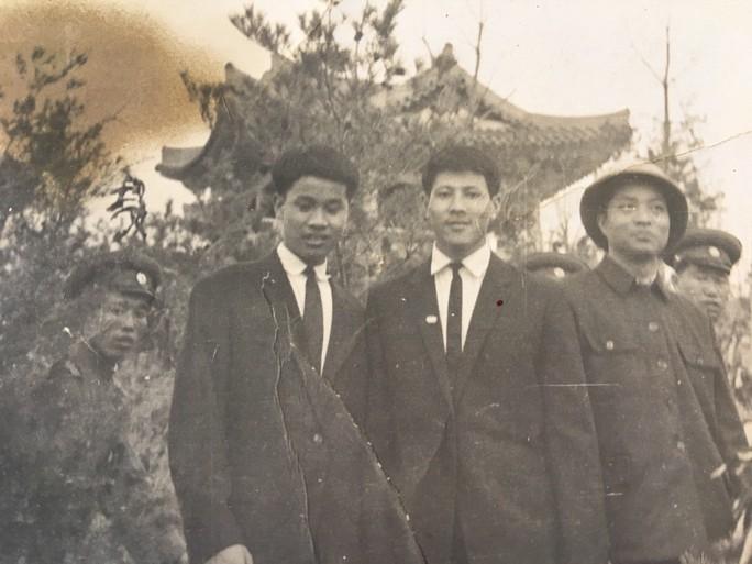 Nụ hoa Triều Tiên trong lòng võ sư Việt Nam - Ảnh 1.