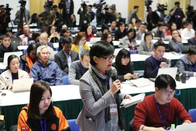 Cận cảnh ngôi nhà chung IMC của hơn 3.000 phóng viên tác nghiệp thượng đỉnh Mỹ-Triều - Ảnh 10.