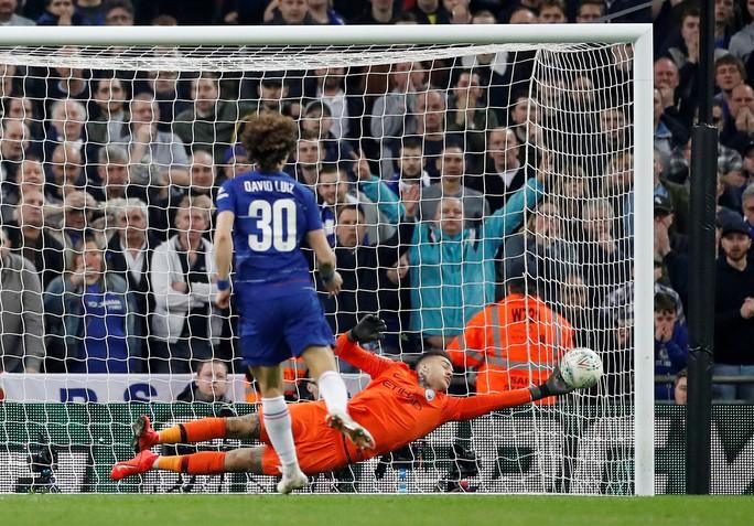 Nghẹt thở đá luân lưu, Man City bảo vệ thành công League Cup - Ảnh 9.