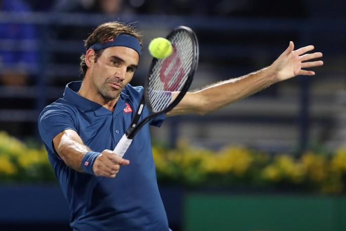 Federer khởi đầu suôn sẻ chặng đường chinh phục danh hiệu thứ 100 - Ảnh 6.