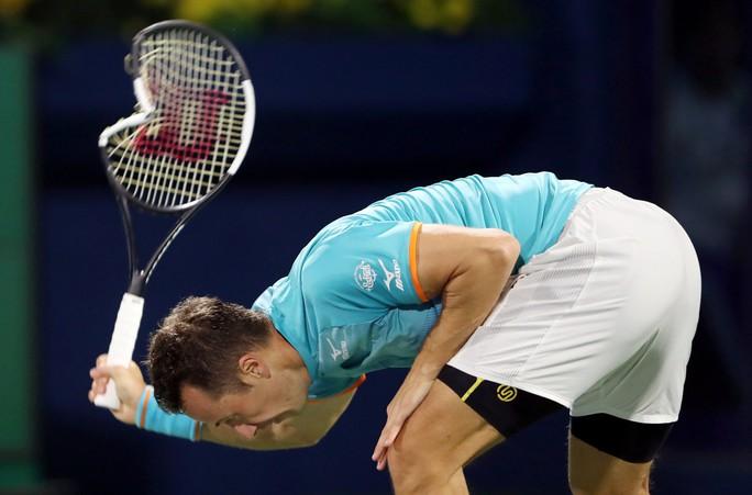 Federer khởi đầu suôn sẻ chặng đường chinh phục danh hiệu thứ 100 - Ảnh 4.