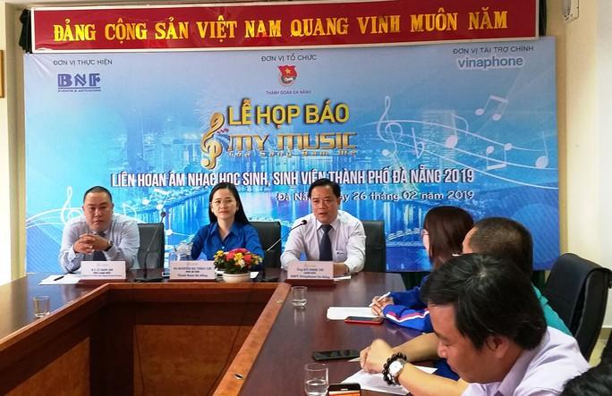55 đơn vị tham gia Liên hoan Âm nhạc học sinh –sinh viên TP Đà Nẵng 2019 - Ảnh 1.