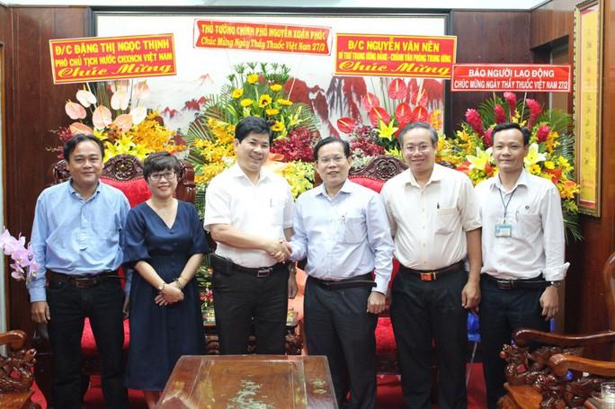 Nhiều hoạt động kỷ niệm Ngày Thầy thuốc Việt Nam - Ảnh 2.