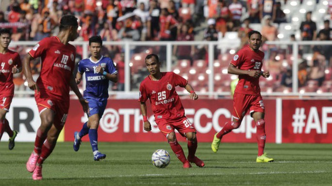 B.Bình Dương chia điểm với Persija ở trận mở màn AFC Cup - Ảnh 1.