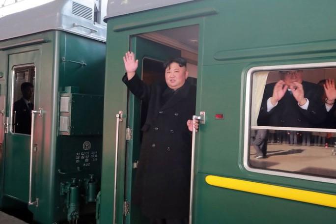 Thay vì bay 3-4 giờ, tại sao ông Kim đi xe lửa 60 giờ đến Việt Nam? - Ảnh 3.
