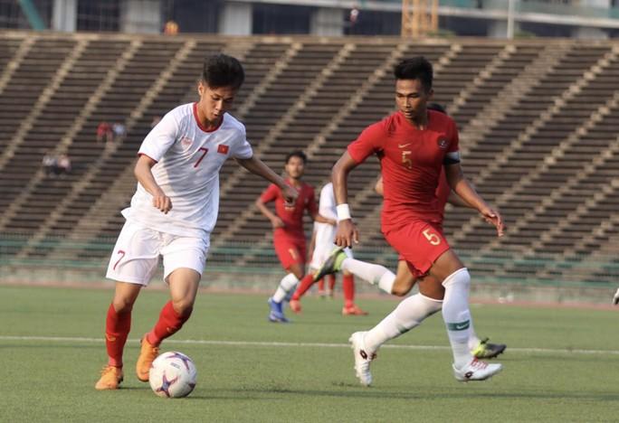 U22 Việt Nam quyết giành hạng 3 để an ủi HLV Nguyễn Quốc Tuấn - Ảnh 2.