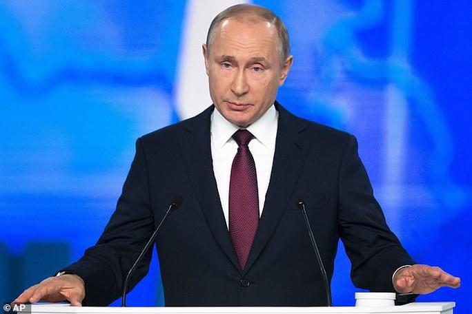 Truyền hình Nga liệt kê mục tiêu tấn công ở Mỹ, nhắm cả Lầu Năm Góc - Ảnh 1.