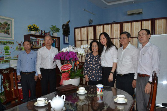 Phó Thủ tướng Trương Hòa Bình thăm Bệnh viện Quân y 175 - Ảnh 5.