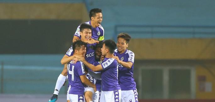 Hà Nội FC ghi 10 bàn vào lưới đội bóng của Campuchia - Ảnh 3.