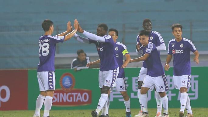 Hà Nội FC ghi 10 bàn vào lưới đội bóng của Campuchia - Ảnh 2.