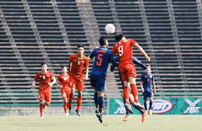 Dự bị lập công, U22 Việt Nam giành hạng ba Đông Nam Á - Ảnh 1.