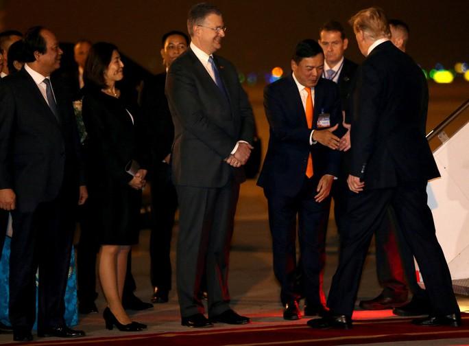 Thượng đỉnh Mỹ - Triều: Hai nhà lãnh đạo ăn tối hơn một giờ rưỡi - Ảnh 2.