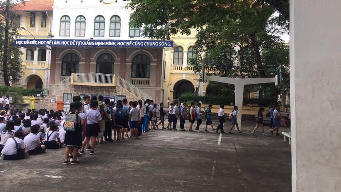 Trường THPT chuyên Trần Đại Nghĩa tuyển sinh 15 lớp 6 - Ảnh 2.