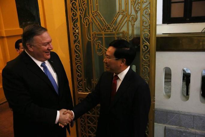 Ngoại trưởng Mỹ cảm ơn Việt Nam cung cấp địa điểm cho Thượng đỉnh Mỹ-Triều - Ảnh 2.