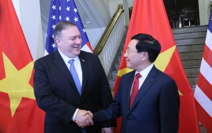 Ngoại trưởng Mỹ cảm ơn Việt Nam cung cấp địa điểm cho Thượng đỉnh Mỹ-Triều - Ảnh 4.