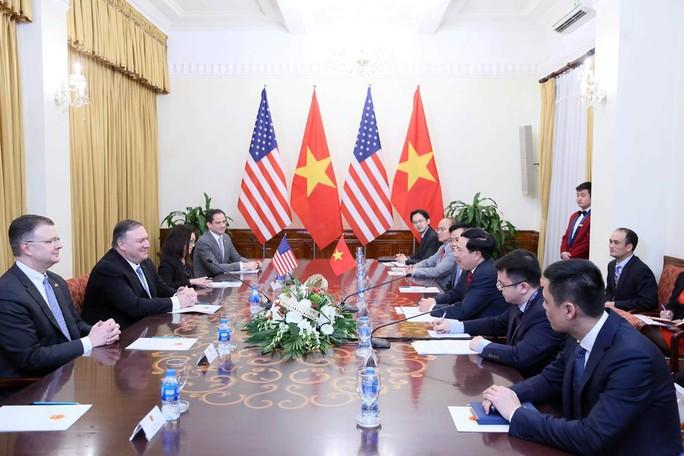 Ngoại trưởng Mỹ cảm ơn Việt Nam cung cấp địa điểm cho Thượng đỉnh Mỹ-Triều - Ảnh 5.