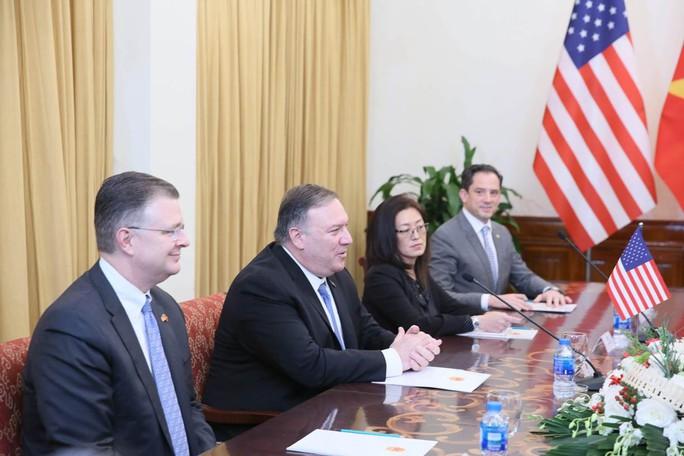 Ngoại trưởng Mỹ cảm ơn Việt Nam cung cấp địa điểm cho Thượng đỉnh Mỹ-Triều - Ảnh 8.