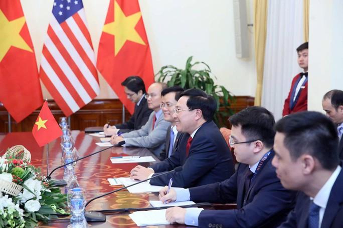 Ngoại trưởng Mỹ cảm ơn Việt Nam cung cấp địa điểm cho Thượng đỉnh Mỹ-Triều - Ảnh 6.