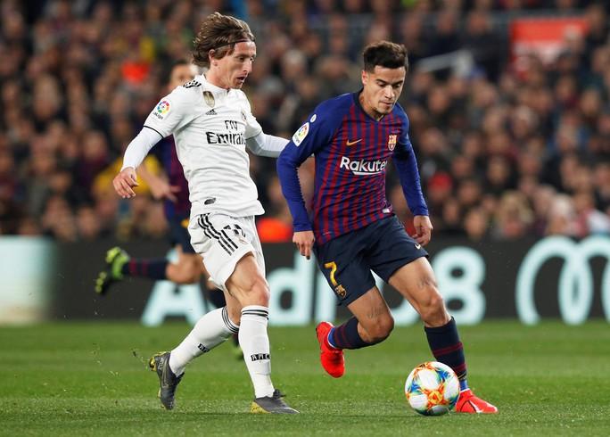 Real Madrid – Barcelona: Cuộc chiến sinh tử ở Bernabeu - Ảnh 6.
