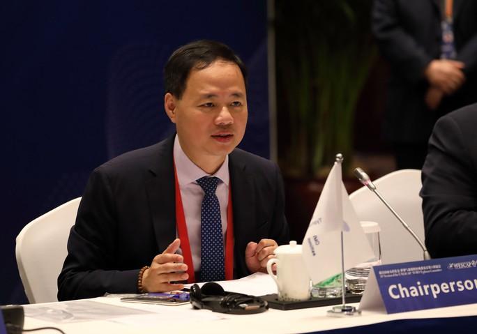 Việt Nam và Trung Quốc đẩy mạnh hợp tác dự báo bão, thiên tai - Ảnh 2.