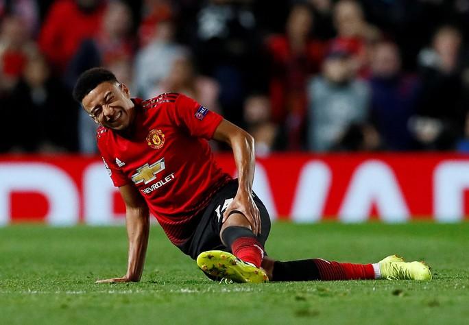 Bão chấn thương, Man United mất cả đội hình đấu Crystal Palace - Ảnh 1.