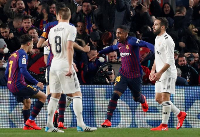 Real Madrid – Barcelona: Cuộc chiến sinh tử ở Bernabeu - Ảnh 4.