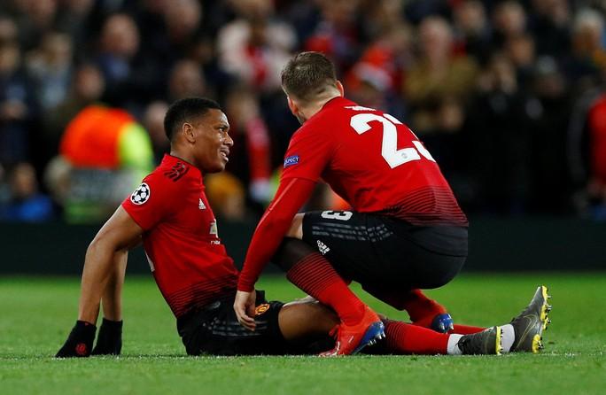 Bão chấn thương, Man United mất cả đội hình đấu Crystal Palace - Ảnh 2.