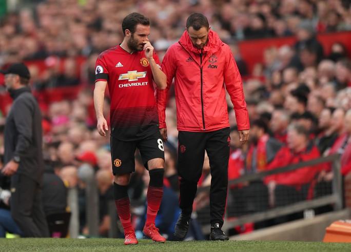 Bão chấn thương, Man United mất cả đội hình đấu Crystal Palace - Ảnh 3.