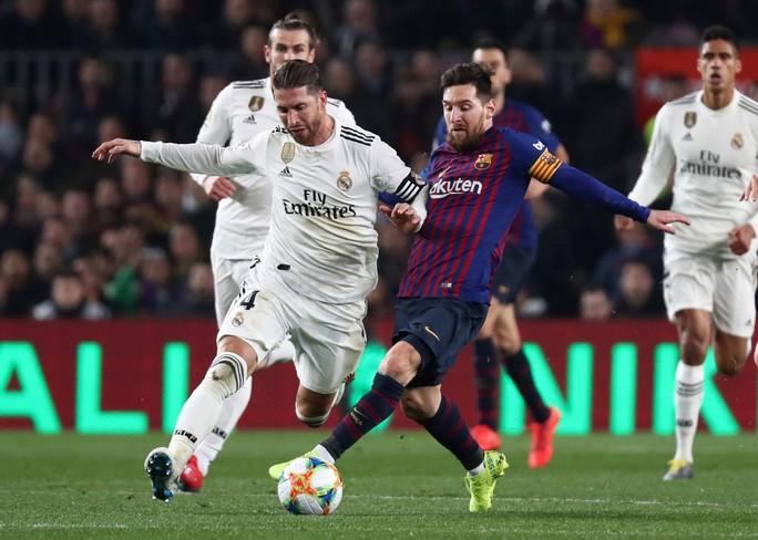 Real Madrid – Barcelona: Cuộc chiến sinh tử ở Bernabeu - Ảnh 5.