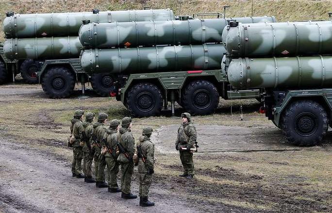 Phớt lờ Mỹ, Thổ Nhĩ Kỳ quyết mua S-400 của Nga - Ảnh 1.