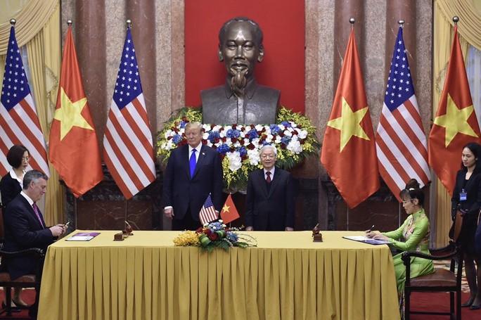 Thượng đỉnh Mỹ-Triều: Vietjet ký 2 hợp đồng tổng trị giá 18 tỉ USD - Ảnh 1.