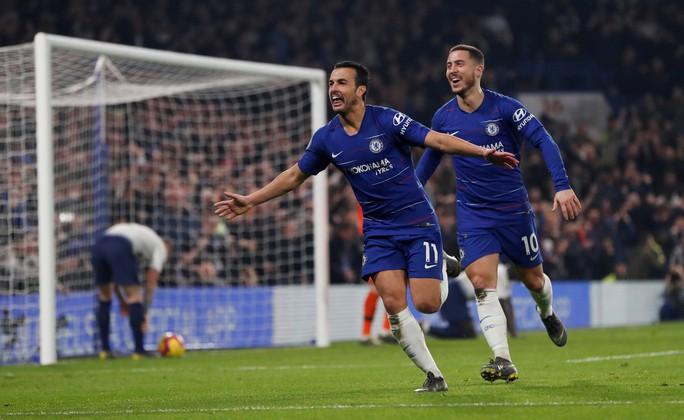 Thủ thành Kepa dự bị, Chelsea thắng hoàn hảo Tottenham - Ảnh 3.