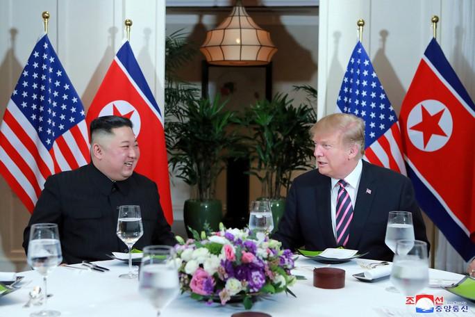 Thượng đỉnh Mỹ-Triều: Lịch trình dày đặc trong ngày chính diện - Ảnh 1.