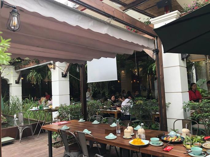 Đoàn Triều Tiên ăn trưa ở nhà hàng lọt tốp đẹp nhất Hà Nội - Ảnh 10.
