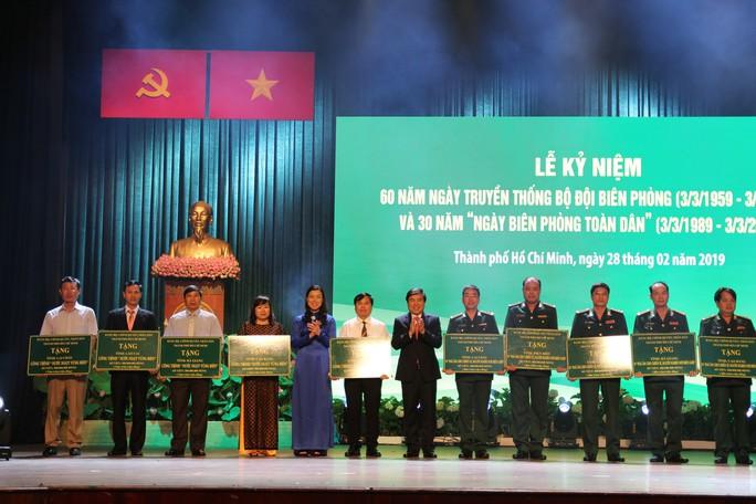 Bí thư Nguyễn Thiện Nhân dự kỷ niệm 60 năm Ngày truyền thống Bộ đội Biên phòng - Ảnh 3.