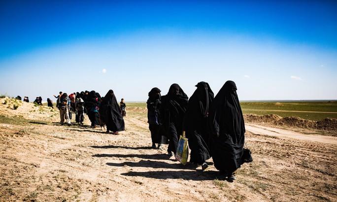 IS sụp đổ, Trung Đông hỗn loạn? - Ảnh 1.