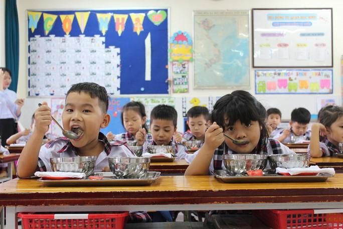 Bình Thuận chính thức áp dụng phần mềm Dự án Bữa ăn học đường trong công tác bán trú - Ảnh 1.