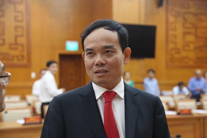 Ông Trần Lưu Quang làm Phó Bí thư Thường trực Thành ủy TP HCM - Ảnh 2.